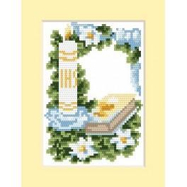 GC 4602-03 Wzór graficzny - Zaproszenie komunijne