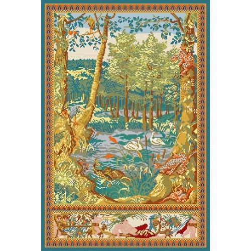 Wzór graficzny online - Arras wawelski
