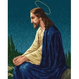 W 758 Wzór graficzny online - Jezus