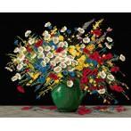 Wzór graficzny online - Kwiaty