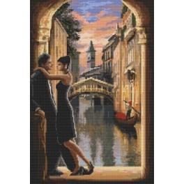 Wzór graficzny online - Zakochana Wenecja