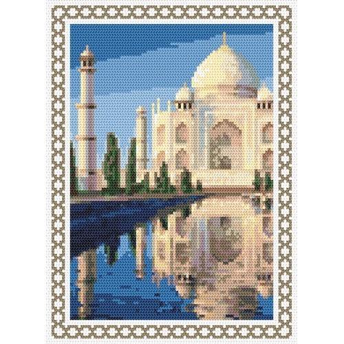 Wzór graficzny online - Wspomnienia z wakacji - Indie