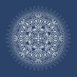 W 8801 Wzór graficzny online - Koronkowe fantazje