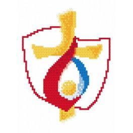 Wzór graficzny online - Światowy Dzień Młodzieży 2016 - małe logo