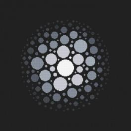 W 8840 Wzór graficzny online - Galaktyczne formy