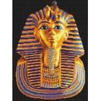 Kanwa z nadrukiem - Tutanchamon