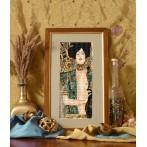 Kanwa z nadrukiem - G. Klimt - Judyta z głową Holofernesa