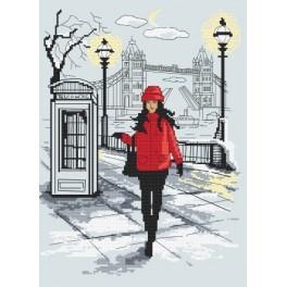 Wzór graficzny online - Londyńska elegancja