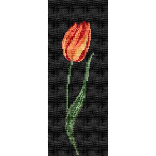 Wzór graficzny online - Tulipan - A. Śliwa-Klara