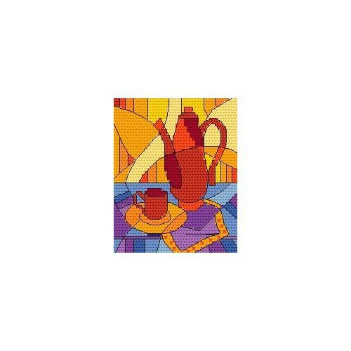 W 2124 Wzór graficzny online - Abstrakcja