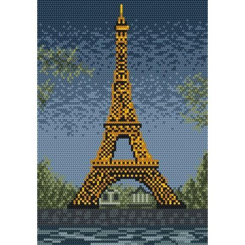 Wzór graficzny online - Paryż