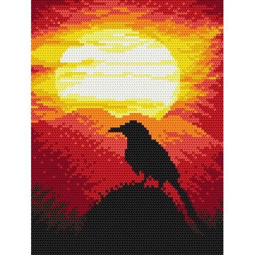 W 4005 Wzór graficzny ONLINE pdf - Zachód słońca