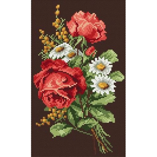 W 4040 Wzór graficzny online - Róże