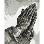 Wzór graficzny online - Ręce - A. Durer