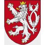 Wzór graficzny online - Godło Republiki Czeskiej