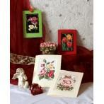 Wzór graficzny online - Kartka urodzinowa - Tulipany - B. Sikora