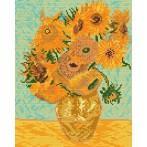 W 450 Wzór graficzny ONLINE pdf - Słoneczniki - V. van Gogh