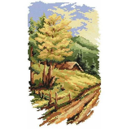 Wzór graficzny online - 4 pory roku - lato - B. Sikora-Małyjurek
