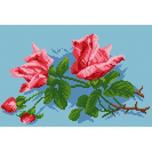 W 474 Wzór graficzny ONLINE pdf - Róża