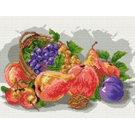 Wzór graficzny online - Owoce jesieni
