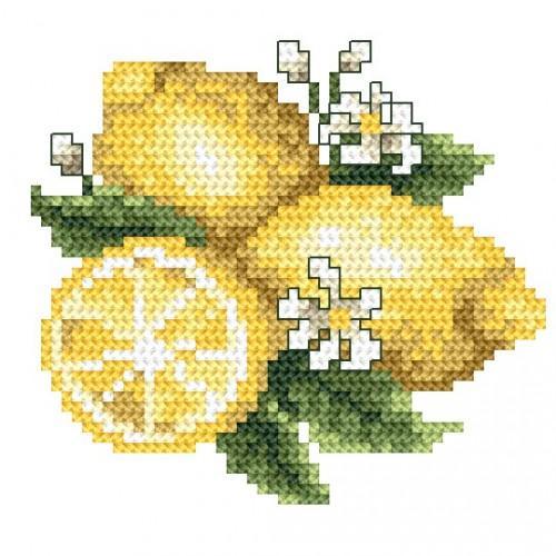 Wzór graficzny online - Cytrynki