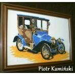 Wzór graficzny online - Peugeot Bebe