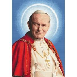 W 4965 Wzór graficzny online - Jan Paweł II
