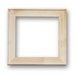 Podobrazie drewniane 21x21cm - sosna