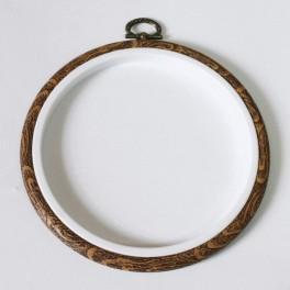 Ramkotamborek okrągły śr. 15,5 cm
