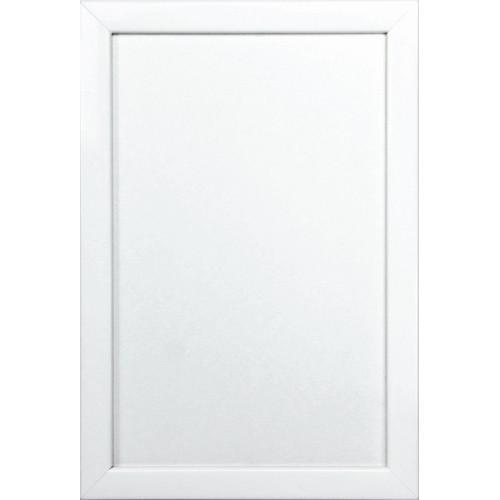 Ramka drewniana - kolor biały (14,5x22,5cm)