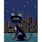 Wzór graficzny - Kotka