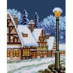 Wzór graficzny - Zima