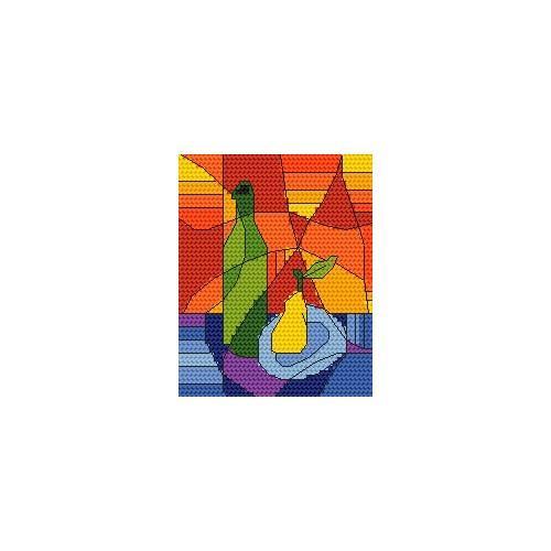 Wzór graficzny - Abstrakcja