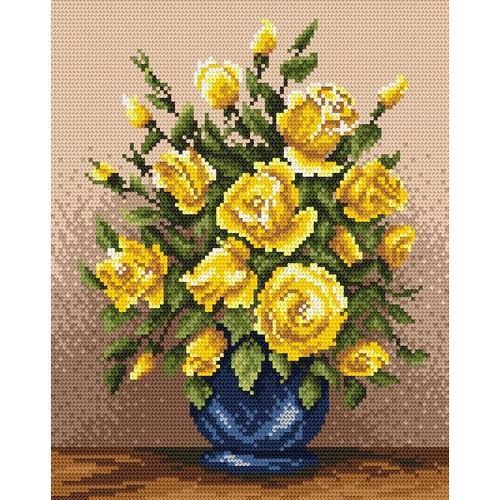 Wzór graficzny - Róże - B. Sikora-Małyjurek