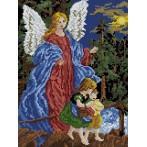 Wzór graficzny - Anioł Stróż