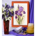 Wzór graficzny - Piękne kwiaty