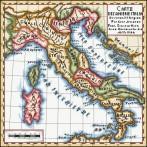 Wzór graficzny - Stara mapa
