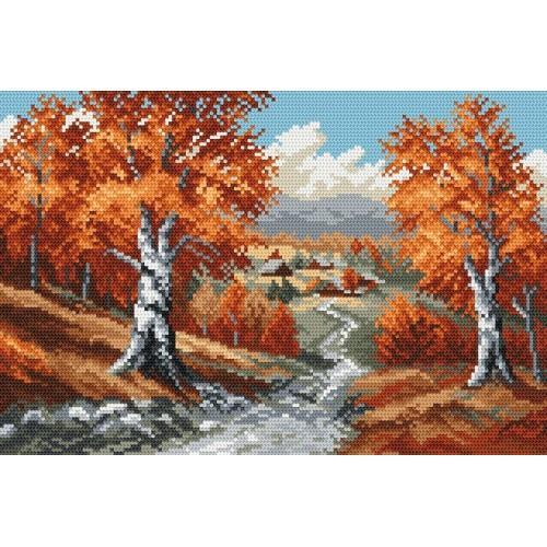 GC 4018 Wzór graficzny - Jesień