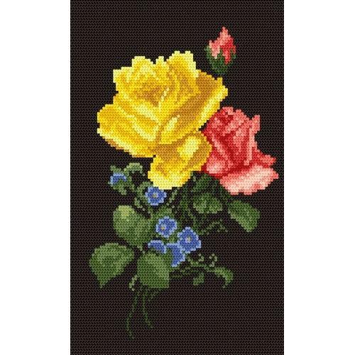 GC 4034 Wzór graficzny - Róże