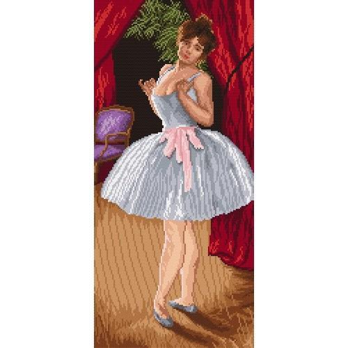 Wzór graficzny - Tancerka