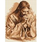 Wzór graficzny - Modlitwa Jezusa