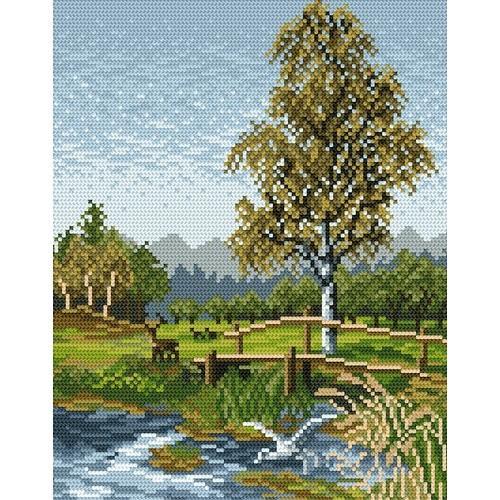 Wzór graficzny - Mostek na polance