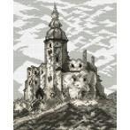 Wzór graficzny - Zamek w Siewierzu