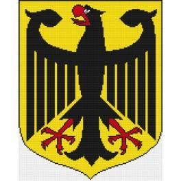 Wzór graficzny - Godło Niemiec