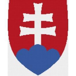 Wzór graficzny - Godło Słowacji