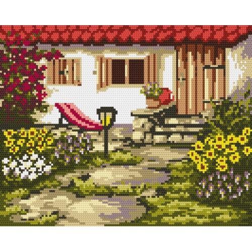 GC 4533 Wzór graficzny - Letni ogródek