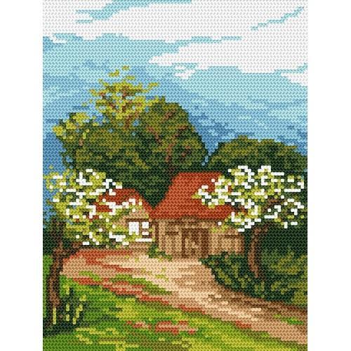 GC 4560 Wzór graficzny - Wiosenną porą