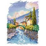 Wzór graficzny - Most Vittorio
