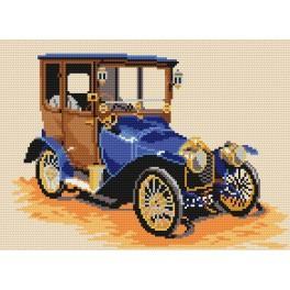 Wzór graficzny - Peugeot Bebe