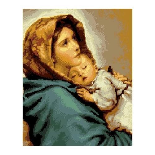 Wzór graficzny - Madonna z ulicy - R. Ferruzi